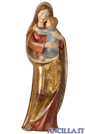 Madonna della Speranza anticata oro e con manto oro