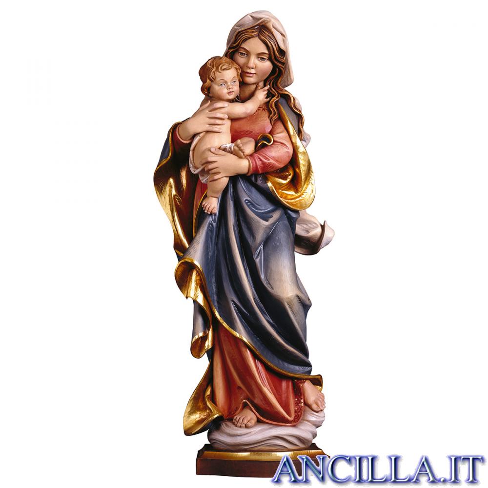 Madonna delle Alpi olio