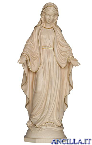Madonna delle Grazie filo oro