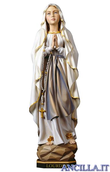 Madonna di Lourdes modello 3 olio