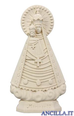 Madonna Mariazell naturale