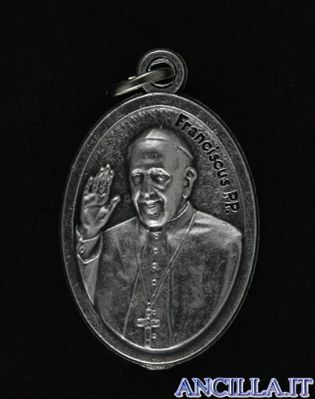 Medaglia di Papa Francesco