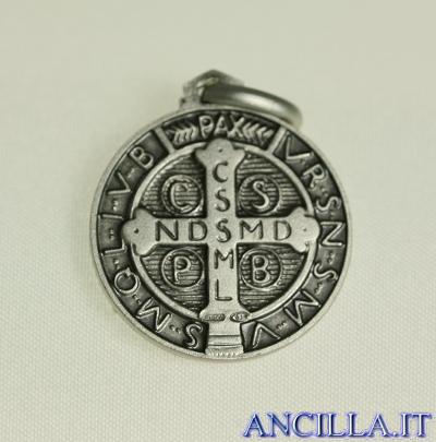 Medaglia di San Benedetto argento