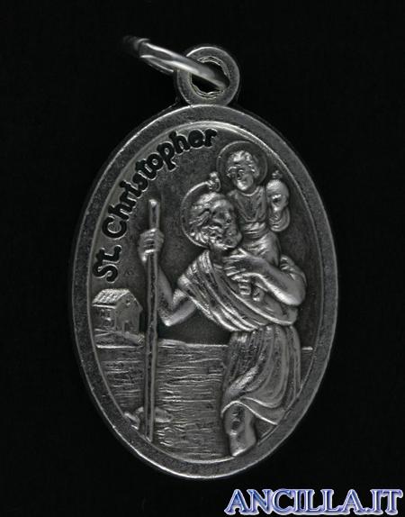Medaglia di San Cristoforo