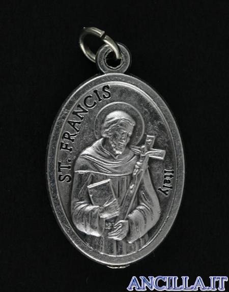 Medaglia di San Francesco d'Assisi