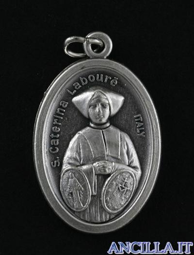 Medaglia di Santa Caterina Labourè