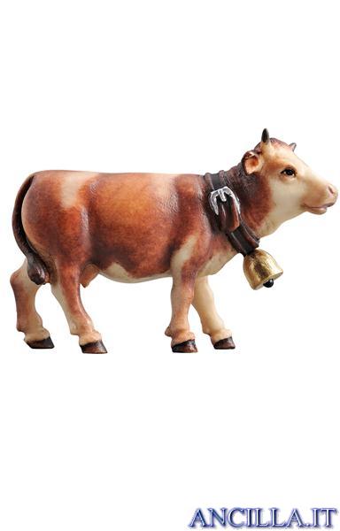 Mucca testa in avanti Kostner serie 16 cm