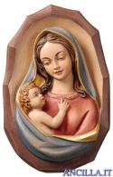 Madonna con Bambino da parete