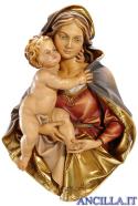 Madonna con Bambino mod. 2 da parete