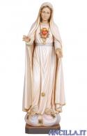Madonna di Fatima 5a apparizione dipinta a olio