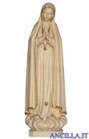 Madonna di Fatima filo oro
