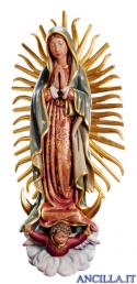 Madonna di Guadalupe modello 3 olio