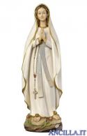 Madonna di Lourdes stilizzata olio