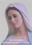 Madonna di Tihalijna - Adesivo per vetro