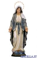 Madonna miracolosa con corona di stelle olio