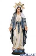Madonna miracolosa con raggiera olio