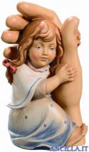 Mano protettiva bambina olio modello 2
