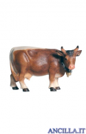 Mucca testa a destra Mahlknecht serie 9,5 cm