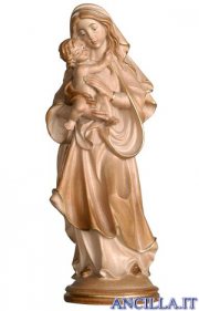 Madonna della Pace brunito 3 colori