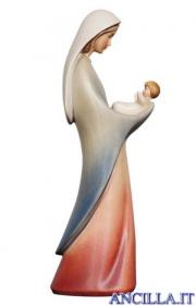Madonna della Protezione moderna olio