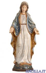 Madonna delle Grazie anticata oro