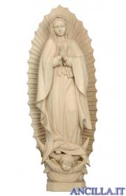 Madonna di Guadalupe naturale