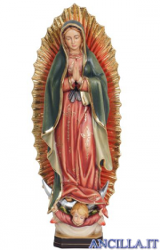 Madonna di Guadalupe modello 1 olio