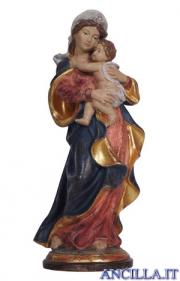 Madonna Raffaello anticata oro