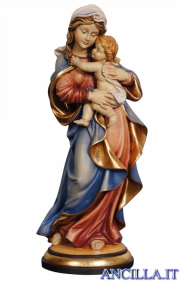 Madonna Raffaello olio