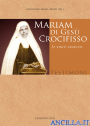Mariam di Gesù Crocifisso - Le virtù eroiche