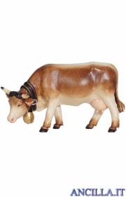 Mucca al pascolo Mahlknecht serie 12 cm
