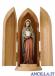 Madonna del Cuore olio