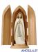 Madonna del Pellegrino olio