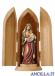 Madonna dell'Amore olio