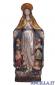 Madonna della Protezione anticata oro e argento