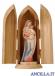 Madonna della Speranza acquerello