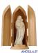 Madonna della Speranza filo oro
