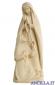 Madonna di Lourdes con Bernadette naturale