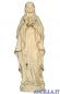 Madonna di Lourdes modello 1 filo oro