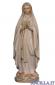 Madonna di Lourdes stilizzata modello 1 acquerello