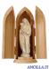 Madonna Pema filo oro