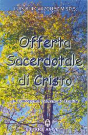 Offerta sacerdotale di Cristo