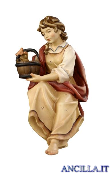 Pastora per pozzo Mahlknecht serie 12 cm
