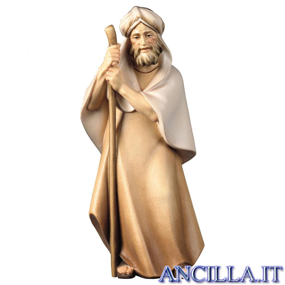 Pastore con bastone Cometa serie 10 cm