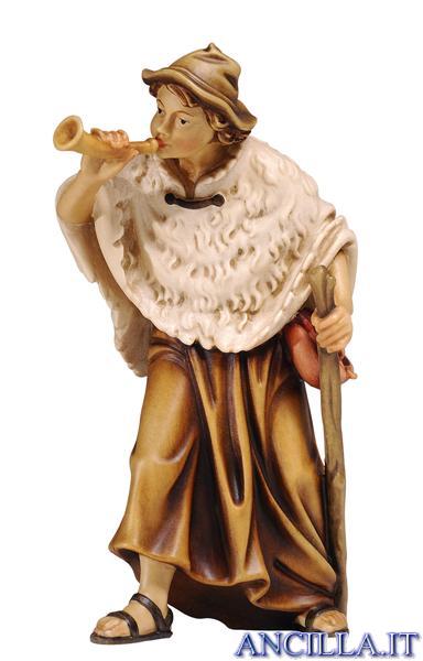 Pastore con corno Kostner serie 25 cm
