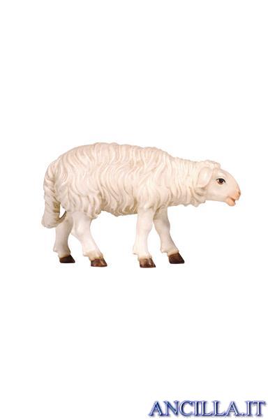 Pecora in piedi testa in avanti Rainell serie 15 cm