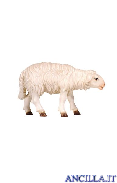Pecora in piedi testa in avanti Rainell serie 44 cm