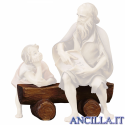 Panchina Ulrich serie 23 cm