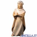 Pastore che prega Cometa serie 25 cm