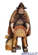 Pastore con mangime Kostner serie 12 cm